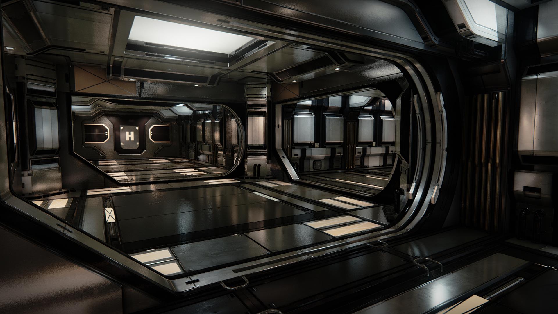 Sci-Fi environment assets list | Shooter Tutorial